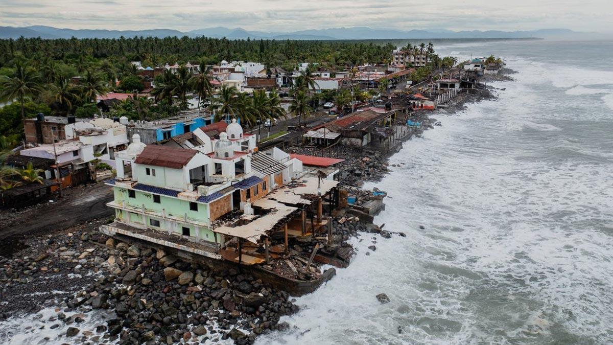 Huracanes que han causado más daños en México