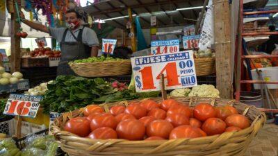 Inflación en México se desaceleró 5.89% en mayo