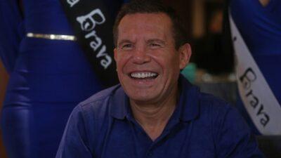 Julio Cesar Chavez Macho Camacho