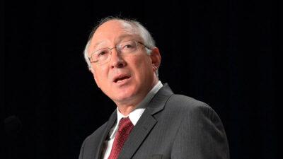 Ken Salazar embajador