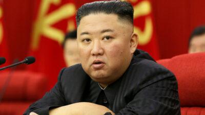 Flaco y demacrado: sorprende apariencia de Kim Jong Un