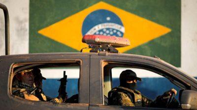 """Pobladores atemorizados dicen que Lázaro Barbosa, """"es el demonio en persona"""". Foto: AFP"""