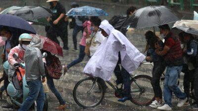Lluvia en CDMX: activan alerta amarilla en 3 alcaldías por nubosidad