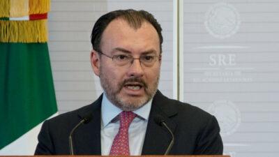SFP inhabilita por 10 años a Luis Videgaray; no podrá ocupar cargos en el servicio público