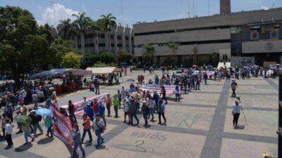 Chiapas: Normalistas de Mactumactzá continúan con movilizaciones