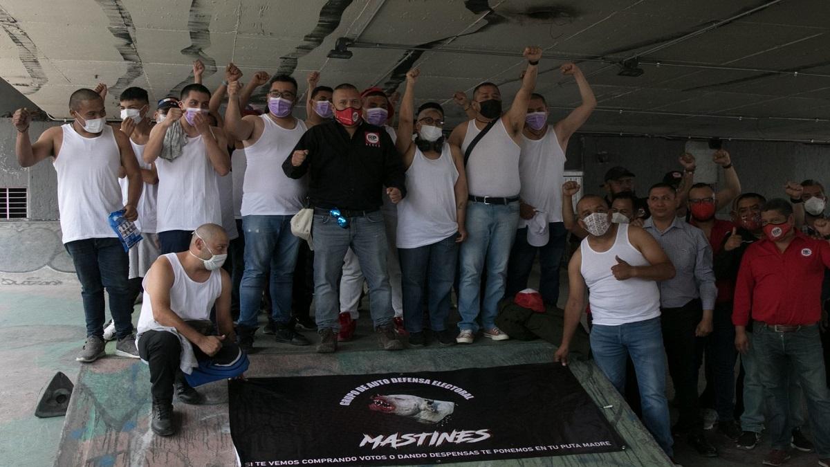"""El grupo los """"Mastines"""" es desintegrado por partido RSP"""