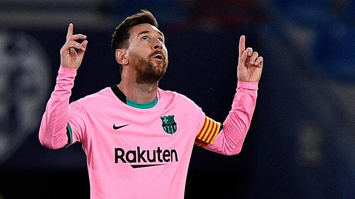 Messi Se Queda Barcelona