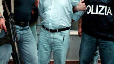 Reportan captura de mexicano en Italia; habría matado a esposa