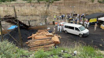 Mina de Múzquiz, Coahuila: finalizan trabajos de rescate