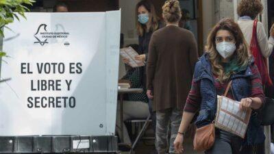 Sigue el minuto a minuto de las Elecciones 2021 en México