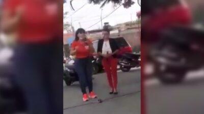 Alma Rosa Barragán: difunden video de su asesinato