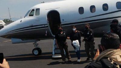 Nayarit: Hija de Roberto Sandoval, exgobernador, sale libre bajo fianza