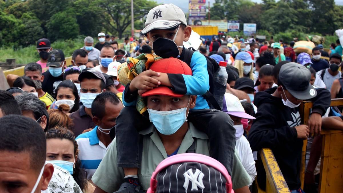 Colombia fronteras Venezuela