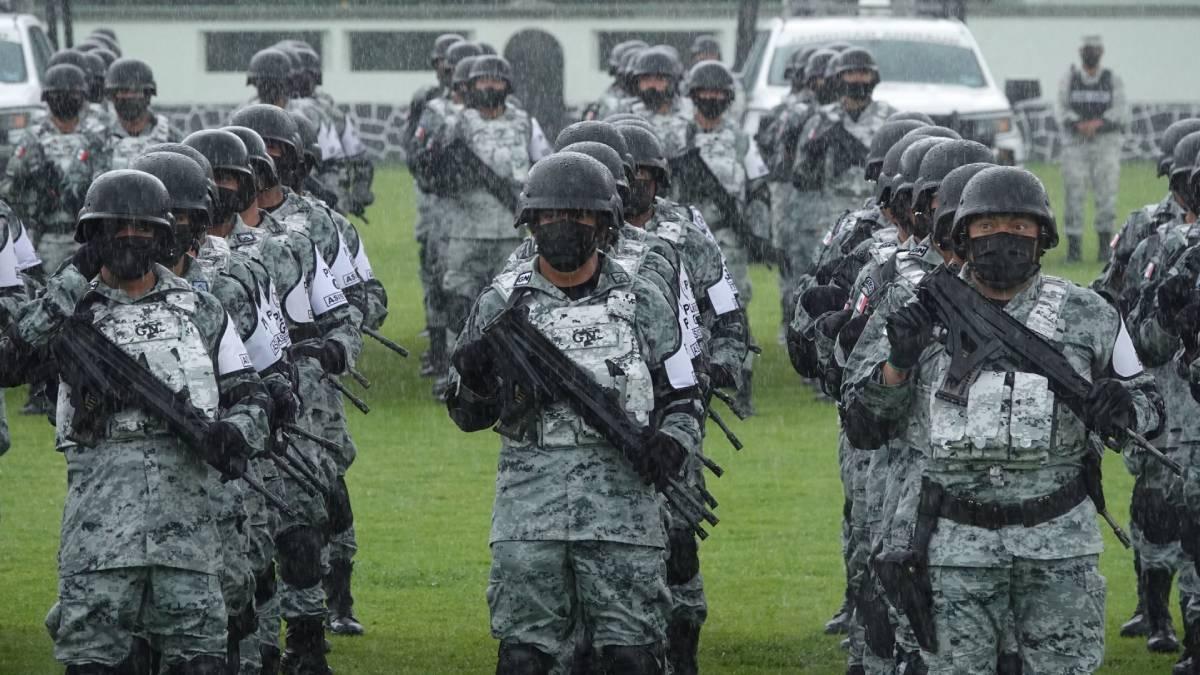 Guardia Nacional CDMX Sheinbaum