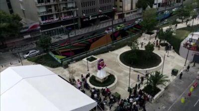 Avenida Chapultepec segunda