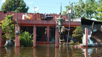 Inundaciones casa lluvias