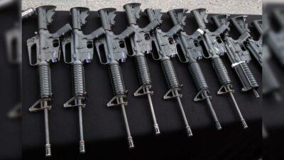 Estados Unidos armas