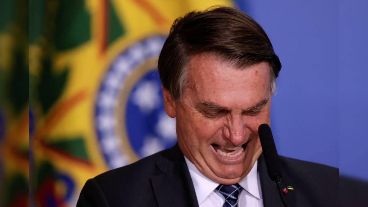 Bolsonaro prensa mier