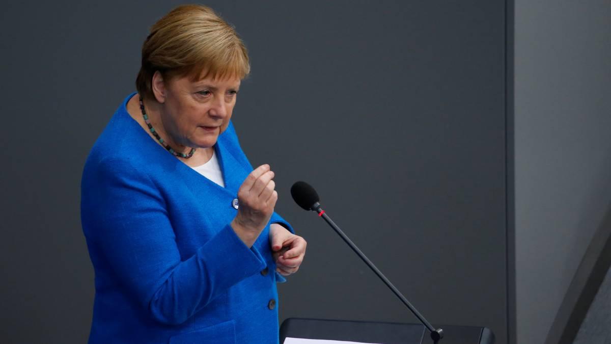 Merkel vacunas COVID-19