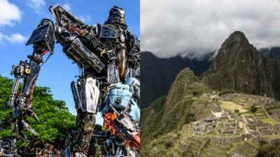 Transformers Machu Picchu