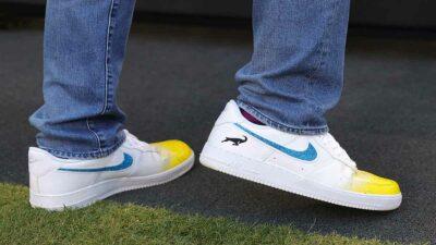 Nike lanza nuevos tenis Air Force 1 Low y es criticado en redes por su diseño