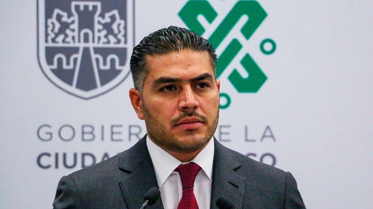 Omar García Harfuch sufrió un atentado el viernes 26 de junio de 2020. Foto: Cuartoscuro/Archivo
