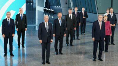 Inicia cumbre de la OTAN en Bruselas; ¿cuáles serán los temas a tratar?