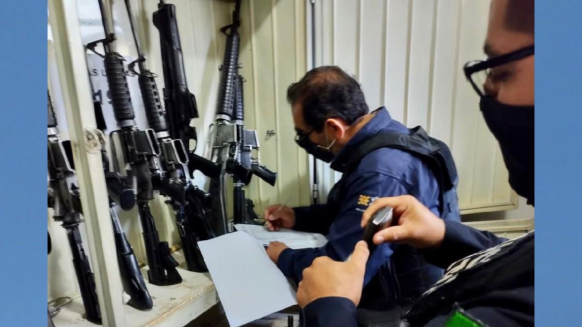 Veracruz: SSP desarma a policías de Papantla y Zongolica; ve razón