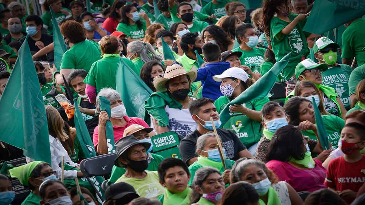 Patrocinadores niegan apoyo a influencers tras promover al Partido Verde