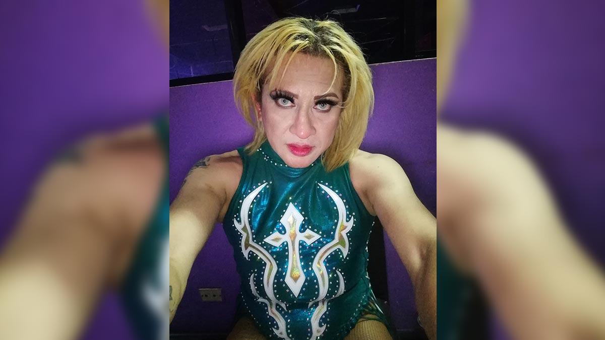 """¿Quién es """"Pasión Kristal"""", luchador ahogado en Acapulco?"""