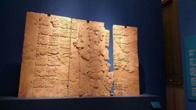 Piezas mayas viajarán a China y Corea