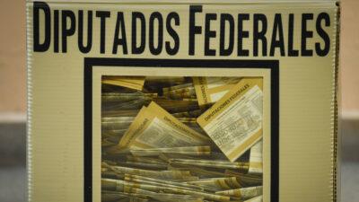 Cierra PREP; Morena, PAN y PRI las principales fuerzas políticas en San Lázaro
