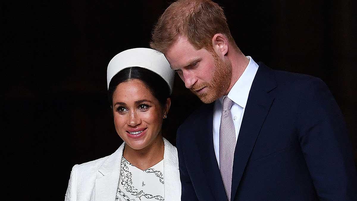 El príncipe Enrique y Meghan Markle fueron padres por segunda ocasión. Foto: AFP