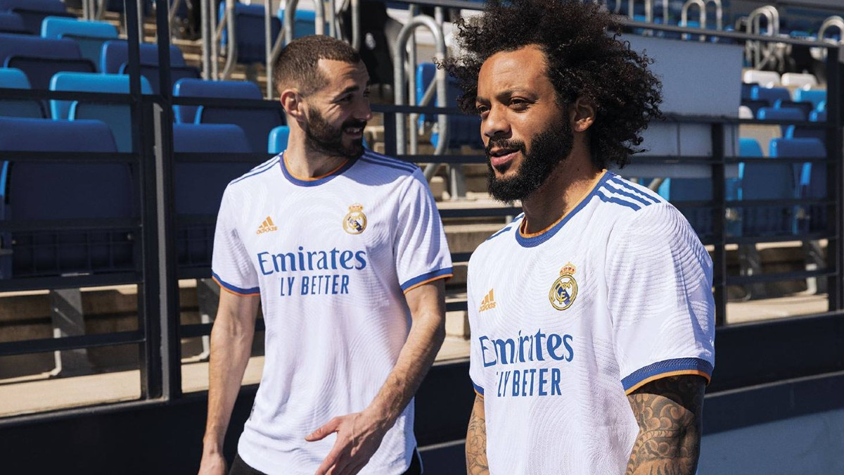 Real Madrid Nuevo Jersey