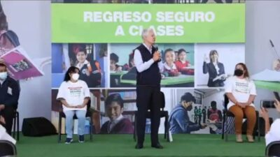 REGRESO A CLASES EDOMEX