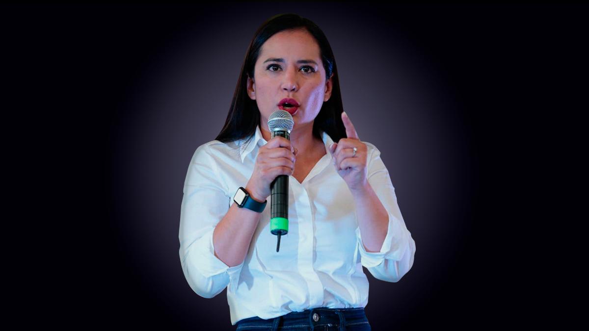 Sandra Xantall Cuevas Gana La Alcaldia Cuauhtemoc