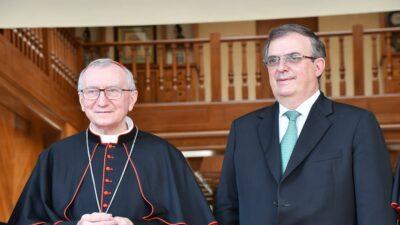 México: Pietro Parolin, secretario de Estado del Vaticano, pide cese de violencia