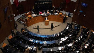 Desabasto de medicamentos: Monera frena discusión en Comisión Permanente