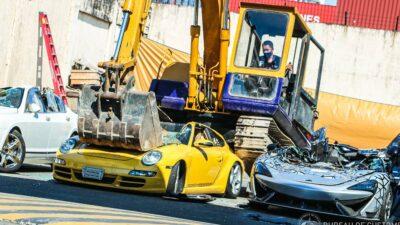 ¿Por qué Filipinas destruyó 21 autos de lujo?