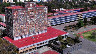 UNAM informa que clases continuarán siendo en línea para semestre 2022-1
