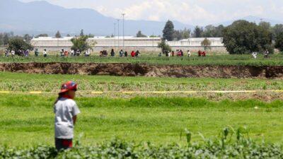 Socavón en Puebla: surge cumbia para bailar