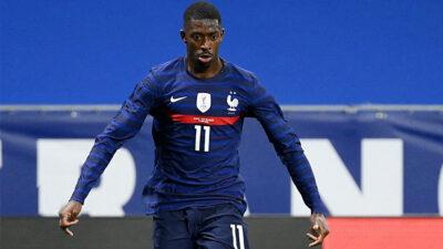 Eurocopa 2020: Dembélé dice adiós al torneo tras una lesión