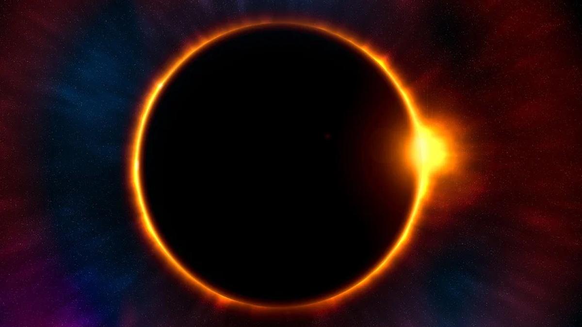 eclipse anillo de fuego 2021