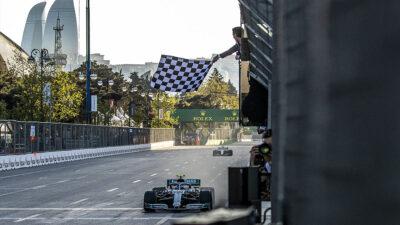 GP de Azerbaiyán: cuándo y cómo ver la próxima carrera de la F1