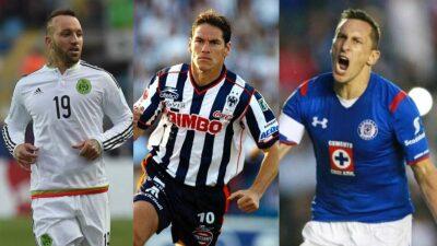 Jugadores naturalizados que han portado la playera de la Selección Mexicana