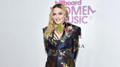 Madonna reaparece