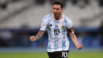 Messi cumple años y estos han sido sus mejores goles