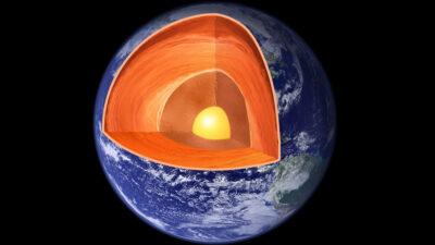 El núcleo de la Tierra se desequilibra y la ciencia no entiende por qué