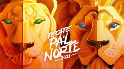 Pal' Norte: revelan cartel para el festival de música para su edición 2021