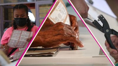 Resumen de elecciones México 2021